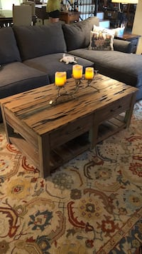 Coffee table - reclaimed cypress Baton Rouge, 70816