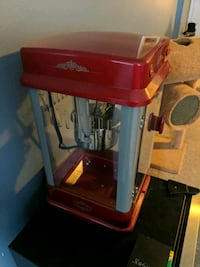 red and gray popcorn maker London, N6J 4G2