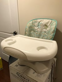 High chair for toddler or feeding chair for baby Columbia