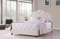 PICK YOUR COLOR !! QUEEN BED FRAME TWIN , FULL , QUEEN AND KING SIZES. KING $249 Clifton, 07013