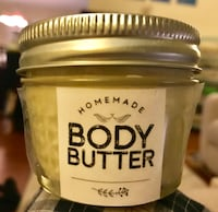Organic whipped Body Butter Sterling, 20164