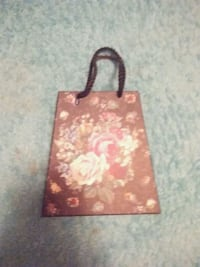 vintage stationary case purse shape