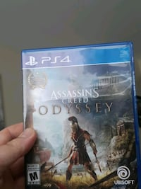 Assassin's creed odyssey barely used. Bowmanville, L1C