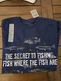 Tractor Supply co. Fishing Shirt