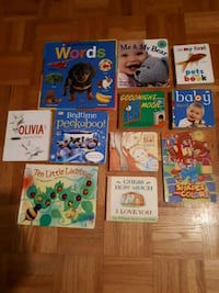 Awesome Toddler Books Barrie, L4N 2T9