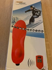 New heated insoles Oslo, 0580