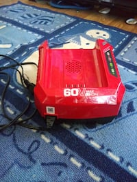 SNAPPER BATTERY CHARGER WITHOUT BATTERY