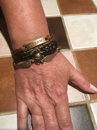 decorative bracelet lot