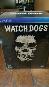 Watchdogs PS4 Limited Edition unopened 3170 km
