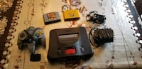 N64 with 2 games and expansion pack