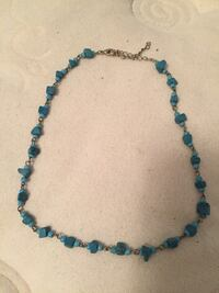 Turquoise Necklace 1961 km