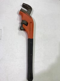 "Large Heavy Duty 24"" Pipe Wrench"