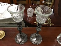Set of Two Candle Holders North Royalton, 44133