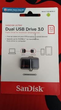 32 GB USB 3.0 FLASH DRİVE