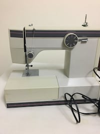 Montgomery Ward sewing machine Milton, L9E