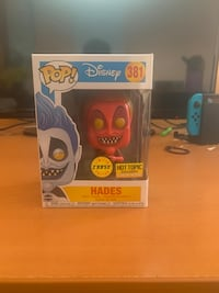 Hades (chase hot topic exclusive) Funko pop figure  Markham, L3S 3N1