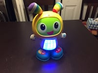 Fisher price bright beats dancing learning robot Manassas, 20110