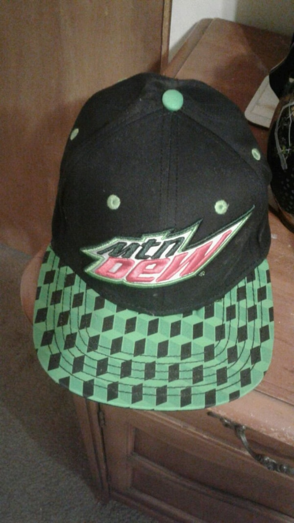 Brand new mtn dew hat