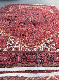 Authentic Handmade Persian Wool Area Rug Rockville, 20852