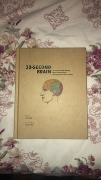 30-second Brain Book Fairfax, 22031