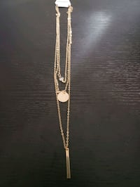 Gold Layered Necklace  Vancouver, V5M 1L3
