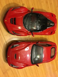 two luxury toy cars for children 西科维纳, 91792