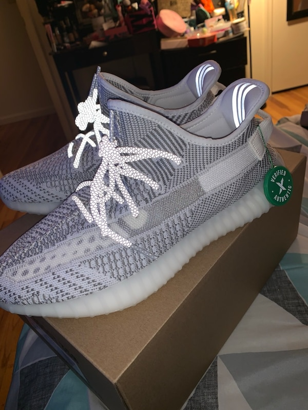 4e1c67a68 Used Yeezy Boost 350 V2 Static Size 11 New for sale in Ocean - letgo