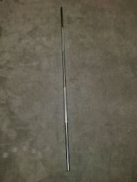 "7 foot NEW 1"" FREE WEIGHT LIFTING BAR Mississauga, L5A 1W9"