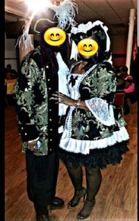 Couple Halloween Costumes Baltimore, 21229