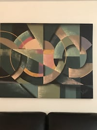 Abstract Art 4ft 3in x 3ft 4in Massapequa, 11758