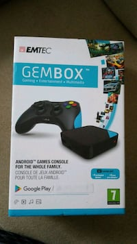 GEMBOX Android Game Console Raleigh, 27616