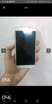 white Samsung Galaxy android smartphone Kozhikode, 673004