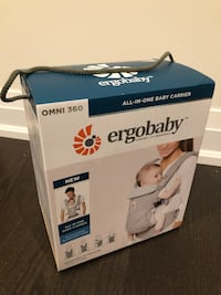 Ergobaby™ Omni 360 All-In-One Baby Carrier in Pearl Grey Vaughan, L4J 9E1