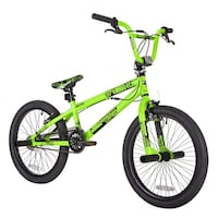 Kent 20 Chaos Boys' BMX Bike, Green | SKU# 64-091 Santa Ana