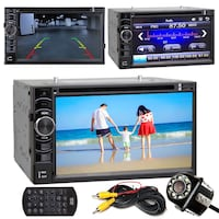 2 Din Stereo with rear view camera SURREY