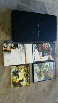 Ps2 and games. No cords St. Catharines, L2R 6B7