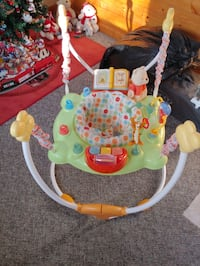 Baby Jumper and Two Play Mats