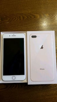 NEW IPHONE 8 PLUS  Alamo, 78516