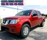 Nissan - Frontier - 2015 $2200 DOWN PAYMENT Houston