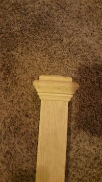 Unfinished, new, never used, newel ppst Eyota, 55934