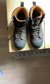 Timberland pro series steal toe