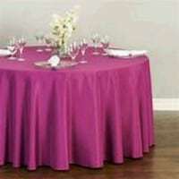 Purple wine polyster tablecloth Worcester, 01610