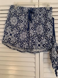 NWT Hello Mello Sleep Shorts Size S Myrtle Beach, 29577