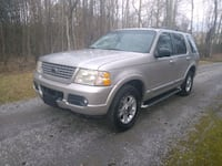 2002 Ford Explorer Limited Moody