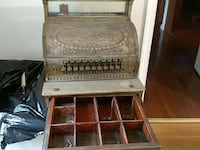 brass vintage cash register Germantown, 20876