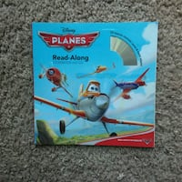 Disney Planes Read-Along Storybook and CD - New Westminster, 80031