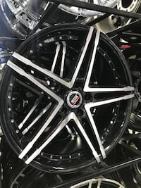 GMC rim and tires package deal - we offer financing no credit check no interést Troy