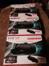 VR headsets $13 a piece