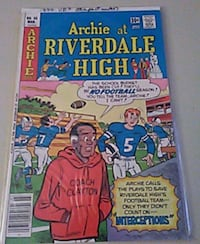 1977 Archie at Riverdale high #43 Jacksonville, 32207
