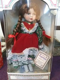 Angelina Visconti CollectibleDoll Dumfries, 22026
